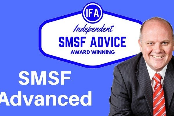 Advanced SMSF strategies self managed super Tim Mackay