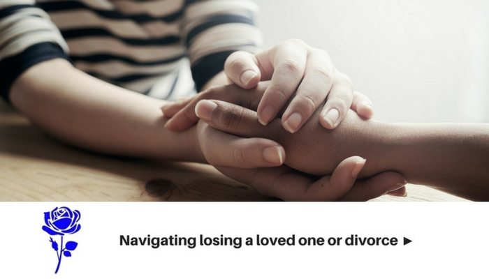 Losing a loved one or divorce
