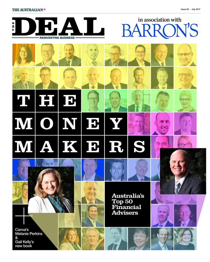 The Deal Cover Quantum Financial Small