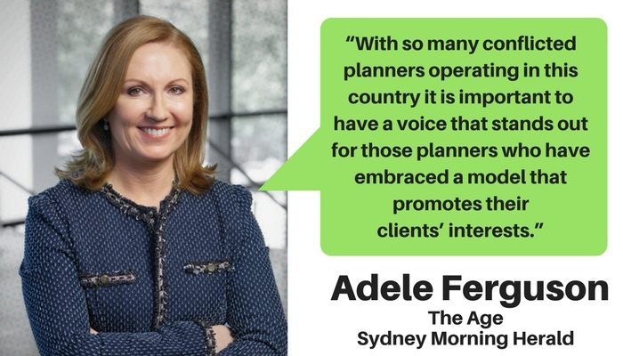 Adele Ferguson on Quantum Financial's Tim Mackay and Claire Mackay