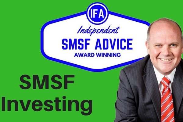 Investing in SMSF self managed super Tim Mackay