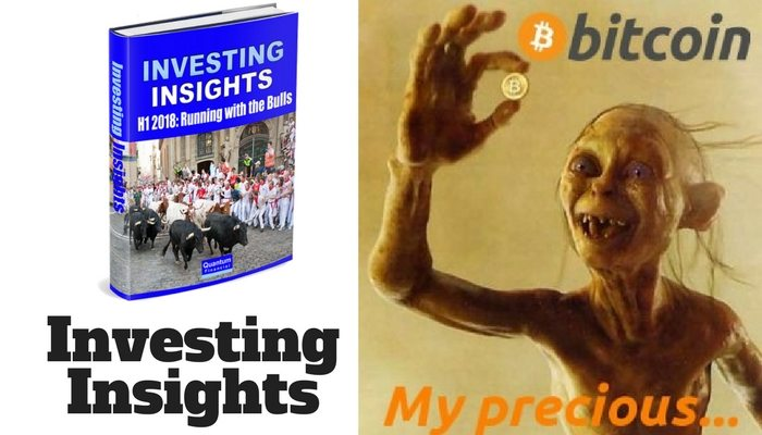 1 reason to invest in Bitcoin