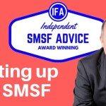 Set up SMSF self managed super Tim Mackay