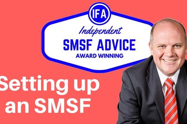 Set up SMSF self managed super Tim Mackay