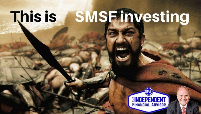 SMSF meme Self Managed Super Fund