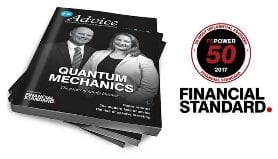 Quantum Mechanics Financial Planners